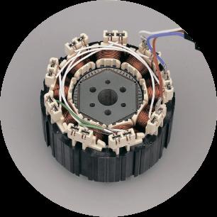 Статор двигателя PokiPokiCore